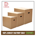 China customized size disposable fruit packaging carton box